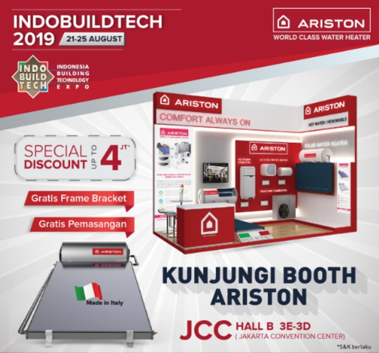 Pameran Properti Jakarta Convention Center Agustus 2019