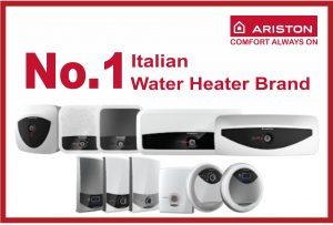 Pemanas Air Listrik Teknologi Terbaru Dari Ariston